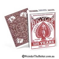 Bicycle Cards 125th Anniversary