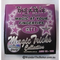 Magic At your Fingertips