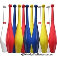 Juggling Club 12 Pack Large