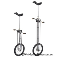 Performer Giraffe Unicycle 5 to 7 foot tall 3