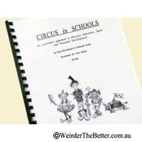 Circus in Schools Book