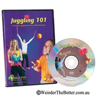 DVD Juggling 101