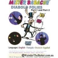 Mister Babache Diabolo Folies DVD