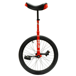 Unicycle 16 DRS Solo Learner