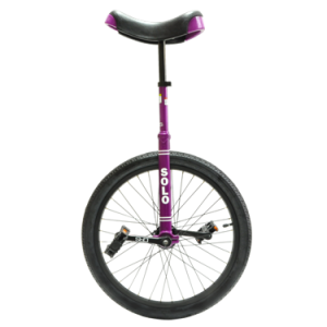 DRS Solo 20 Unicycle for a Beginner