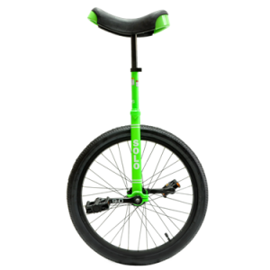 Beginner Unicycle 24 DRS Solo