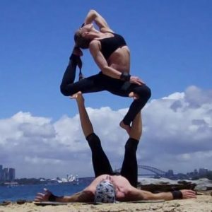 Acrobatic Yoga DVD and Ebooks