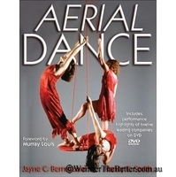 Aerial Dance Book and DVD