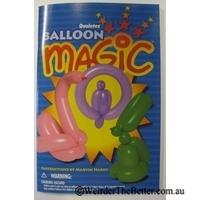 Balloon Magic Booklet