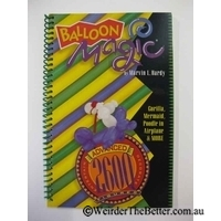 Balloon Magic Book Advanced