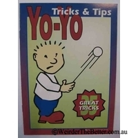 YoYo Tricks Booklet
