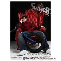 Switch Unicycle Mag #4