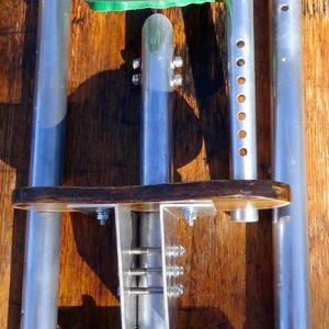 australian made stilts green