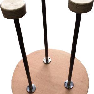 three handstand bench