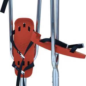 Stilts for Adults red