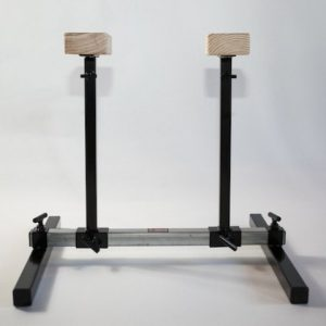 Flat hand stand adjustable